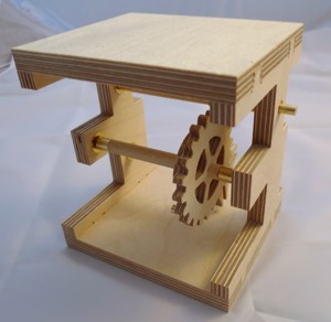 Image Gallery wooden mechanisms